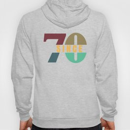 TOGETHER SINCE 1970 COUPLES Hoody