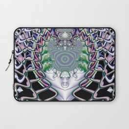 Fractal Abstract 43 Laptop Sleeve