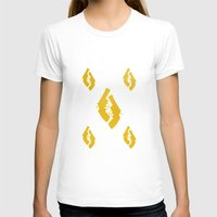 guns T-shirts featuring Golden Guns by deff