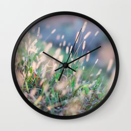 Country Magic Wall Clock