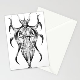 Cup of Wrath Stationery Cards