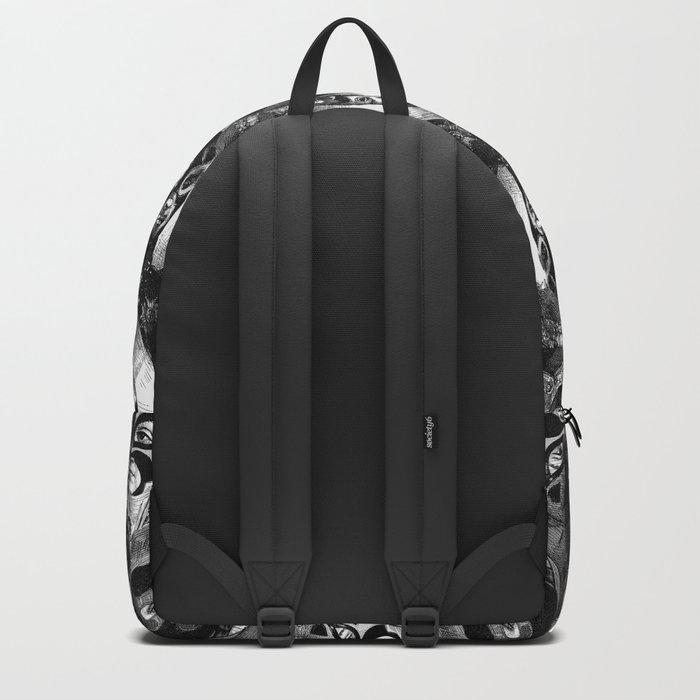 WRESTLING Backpack