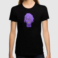 Zombie Splaugg! MEDIUM Womens Fitted Tee Black