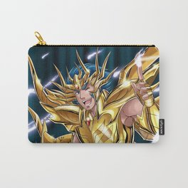 Cancer Deathmask Carry-All Pouch