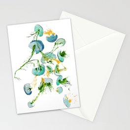 jellyfish Stationery Cards