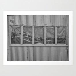 Building Number 153 Art Print