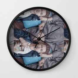 IN THIS UNIVERSE Wall Clock