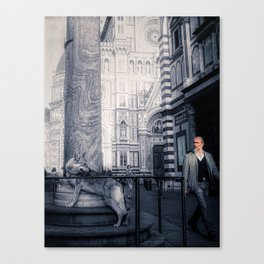 Bourgeoisie and Liberty Canvas Print