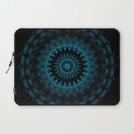 Snowflake #005 solid Laptop Sleeve