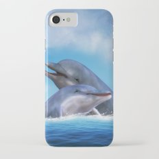Dolphins Slim Case iPhone 7