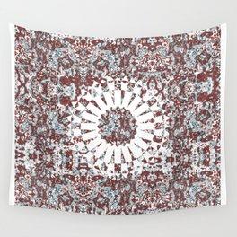 Melt1 Wall Tapestry