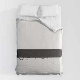 STRAIGHT DG COPYCATS Comforters