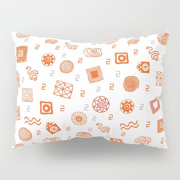 Ethnic Mosaic Pillow Sham