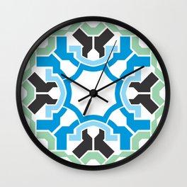 Circle colerful Wall Clock