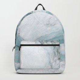 Icelandic Iceberg glacier lagoon travel Backpack