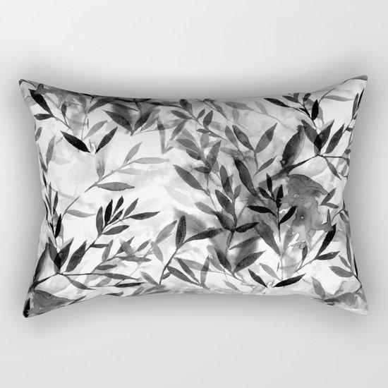 Changes BW Rectangular Pillow