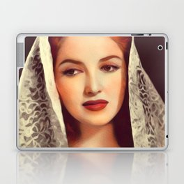 Martha Vickers, Vintage Actress Laptop & iPad Skin