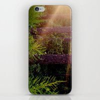 camp iPhone & iPod Skins featuring camp by Zoe Green