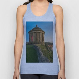 Mussenden Temple,Castle rock,Ireland,Northern Ireland,Antrim Coast Unisex Tank Top
