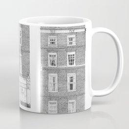 Byard Art, King's Parade, Cambridge, UK Coffee Mug