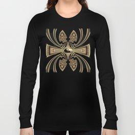 Art Fusion | art deco symbolism Long Sleeve T-shirt