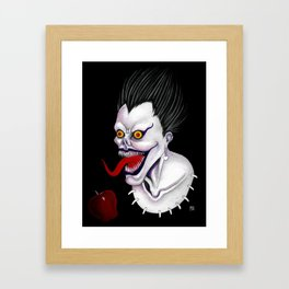 Ryuk Framed Art Print