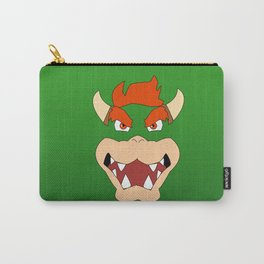 Bowser Super Mario Bros. Carry-All Pouch