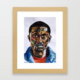 Looking Inwards Framed Art Print