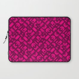 Control Your Game - Tradewinds Magenta Laptop Sleeve