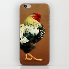 Mr Rooster iPhone Skin