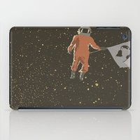 dreamer iPad Cases featuring Dreamer by Wolves In Space
