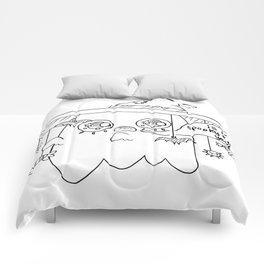 Impatient Ghosty Comforters