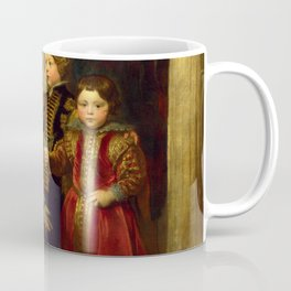 "Sir Anthony van Dyck ""The Balbi Children"" Coffee Mug"