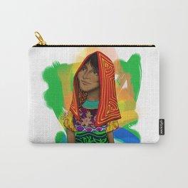Ustup - kuna/guna girl Carry-All Pouch