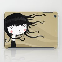 wind iPad Cases featuring Wind by Volkan Dalyan