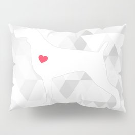 WEIM HEART Pillow Sham