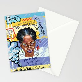Junkie Games Stationery Cards