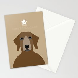Pointer Stationery Cards