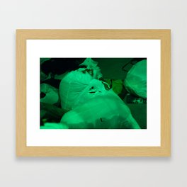 Belonging Framed Art Print