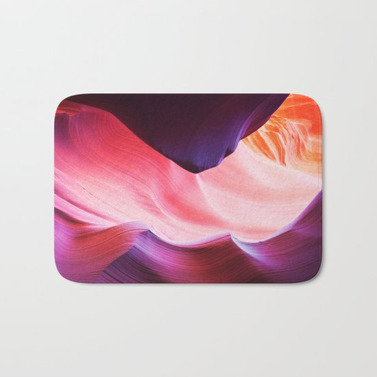 Lower Antelope Canyon Bath Mat