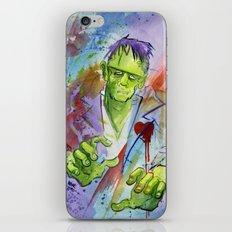Friend Frankenstein iPhone & iPod Skin