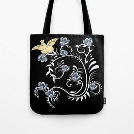 A Summer's Flourish Tote Bag