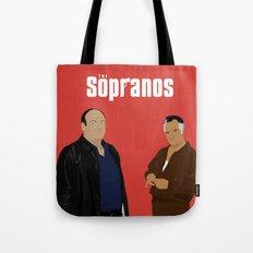 Sopranos - Tony Soprano - Paulie Gualtieri Tote Bag