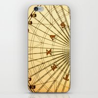 texas iPhone & iPod Skins featuring Texas by GF Fine Art Photography
