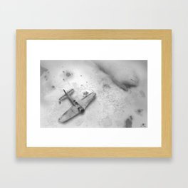 Under The Surface II Framed Art Print