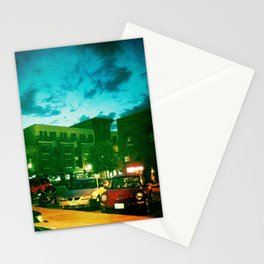 Fargo City Nights Two, 2011 Stationery Cards