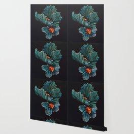 Remembrance - Blue Poppy Himalayan Flower Wallpaper