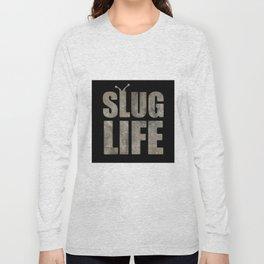 slug Life - Slacker Logo Long Sleeve T-shirt