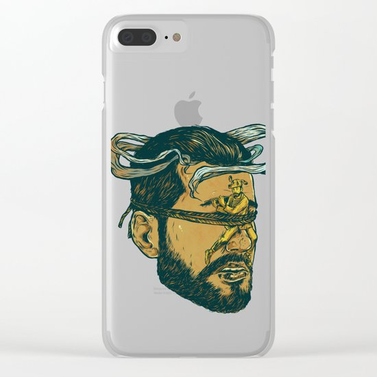 El Perroflauta (not) Clear iPhone Case