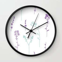 Twigs n Twine Wall Clock